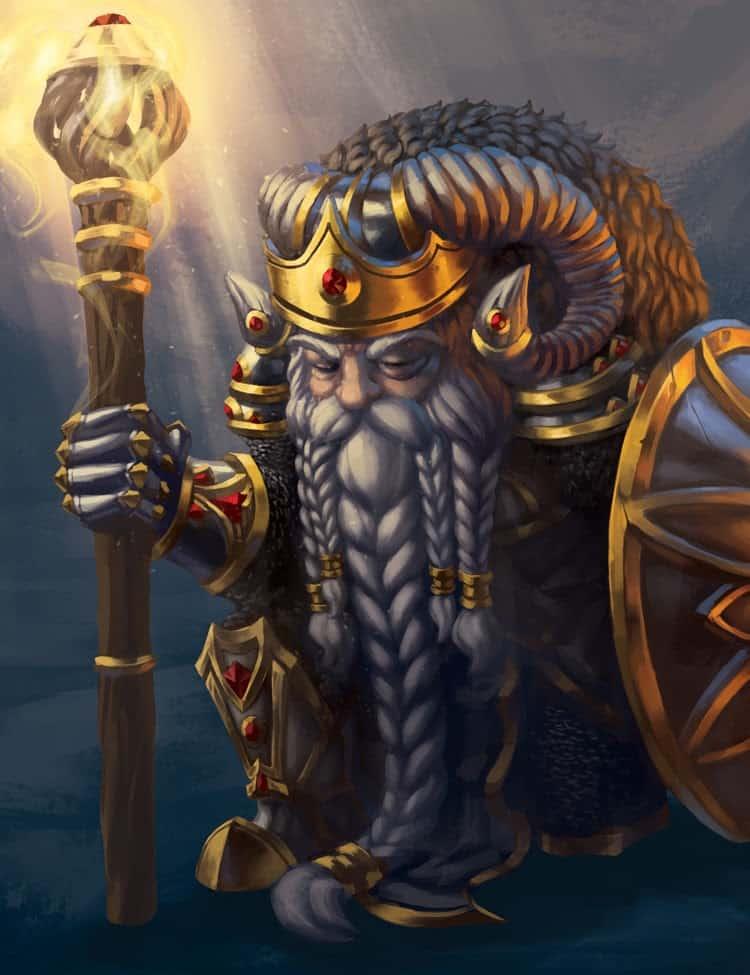 King Mekri